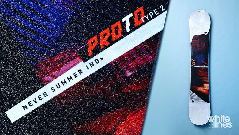 Never Summer Proto Type Two 2020